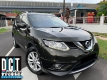2017 NISSAN X-TRAIL 2.5L 4WD REVERSE CAMERA ELECTRIC SEAT KEYLESS PUSH START LEATHER SEAT 1 OWNER ORIGINAL LOW MILEAGE