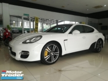 2010 PORSCHE PANAMERA 4.8 TURBO FULL SPEC CERAMIC BRAKE SYSTEM