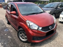 2016 PERODUA MYVI 1.3 FACELIFT (A) ONE LADY OWNER