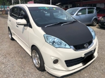 2015 PERODUA ALZA 1.5 SX FACELIFT (M) WEEKEND CAR