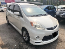 2012 PERODUA ALZA 1.5 EZI (A) ONE OWNER ONLY
