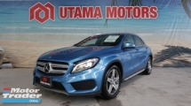 2014 MERCEDES-BENZ GLA 180 POWER BOOT ELECTRIC SEATS MERDEKA SALE DISCOUNT UP TO 70K