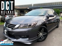 2016 HONDA ACCORD 2.0 VTI-L 1 ONE OWNER TIP TOP CONDITION NO ACCIDENT BEFORE LIKE DEMO CAR UNIT