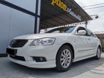 2010 TOYOTA CAMRY 2.0G Facelift (A) CRYSTAL WHITE TRUE YEAR MAKE