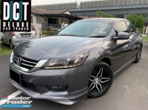 2017 HONDA ACCORD 2.0 VTI-L PREMIUM HIGH SPEC ONE OWNER LOW MILEAGE TIPTOP LIKE NEW CAR CONDITION