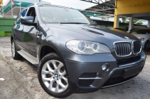 2011 BMW X5  3.0 xDrive35i CBU NEW FACELIFT (A) FULL SERVICE RECORD