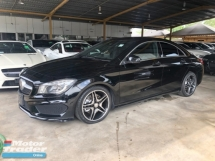 2014 MERCEDES-BENZ CLA CLA250 AMG 2.0 Turbocharged 211hp 7G-DCT 2 Memory Seat Distronic Pre Crash Bi-Xenon Multi Function Paddle Shift Steering Reverse Camera Bluetooth Connectivity Unreg