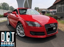 2010 AUDI TT 2.0 TFSI SPECIAL EDITION RED MODEL FULL SPEC SPORT SUSPENSION FULL LEATHER SEAT