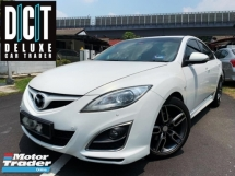 2013 MAZDA 6 2.5 SDN 5EAT SUNROOF BOSE SOUND PADDLE SHIF 1 OWNER WEEKEND CAR USED ONLY ORIGINAL PAINT