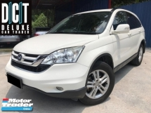 2012 HONDA CR-V CR-V  2.0 I-VTEC FACELIFT AUTO FAMILY CAR LOW MILEAGE