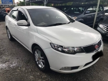 2013 NAZA FORTE 1.6 EX (A) ONE LADY OWNER