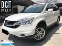 2012 HONDA CR-V CR-V B VERSION PREMIUM HIGH SPEC ONE OWNER LOW MILEAGE SHOWROOM NEW CAR CONDITION