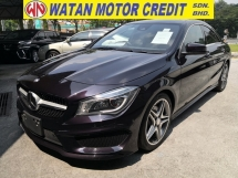 2016 MERCEDES-BENZ CLA CLA250 AMG HARMAN KARDON PAN ROOF PRE CRASH JAPAN UNREG