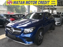 2017 MERCEDES-BENZ GLC GLC250D COUPE 2.2 DIESEL TURBO AMG IN LINE UK UNREG