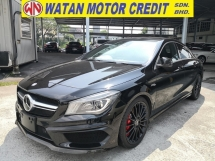 2014 MERCEDES-BENZ CLA CLA45 AMG PAN ROOF JAPAN UNREG