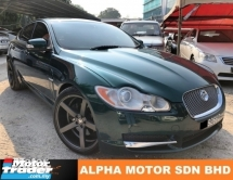 2008 JAGUAR XF 3.0 V6 (A) LUXURY LOCAL