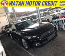 2015 FORD MUSTANG 2.3 ECOBOOST COUPE LIKE NEW CAR 2015 UNREG