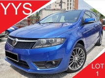 2013 PROTON SUPRIMA S 1.6 (A) PREMIUM TURBO FULL SPEC LEATHER SEAT