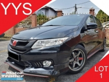 2015 HONDA CITY 1.5E (A) i-VTEC MODULO DRIVE 68 BODYKIT GOOD CONDITION ACC FREE YEAR END PROMOTION PRICE.