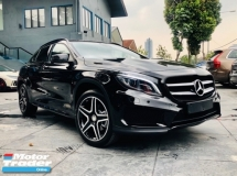 2015 MERCEDES-BENZ GLA 250 AMG LINE 4MATIC 2.0 TURBOCHARGED WITH PANAROMIC ROOF