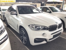 2015 BMW X6 M Performance M Sport M50d 3.0 Twin Turbocharged 376hp 360 Surround Camera Sun Roof Harman Kardon Surround Pre-Crash Adaptive Intelligent LED Paddle Shift Automatic Power Boot Sport Plus Eco Selection Unreg