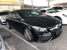 2017 MERCEDES-BENZ CLA CLA200 CLA180 AMG Turbocharged NEW FACELIFT Distronic PLUS Pre-Crash Memory Bucket Seat Multi Function Paddle Shift Steering Intelligent LED Light Smart Entry Push Start Button Ambient Package Sport Eco Mode Reverse Camera Bluetooth Connectivity Unreg