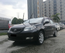 2004 TOYOTA VIOS 1.5G (AT) CCRIS AKPL CAN LOAN ** CTOS PTPTN CAN LOAN ** BLACKLIST SAA CAN LOAN **
