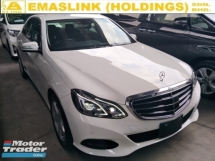 2013 MERCEDES-BENZ E-CLASS 2.0 E MEMORY SEATS PRE CRASH STOP SYSTEM REVERSE CAMERA FREE WARRANTY LOCAL AP