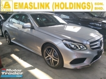 2014 MERCEDES-BENZ E-CLASS 2.0 AMG JAPAN SPEC PUSH START KEYLESS 2 MEMORY LEATHER SEATS REVERSE CAMERA FREE WARRANTY