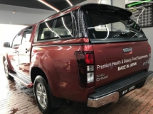 2013 ISUZU D-MAX 2.5L 4X2 DOUBLE CAB