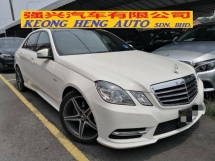 2012 MERCEDES-BENZ E-CLASS E250 AMG SPORT 7G TRUE YEAR MADE 2012 Panoramic Roof High Spec 2014