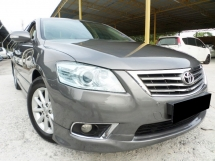 2010 TOYOTA CAMRY 2.0 G FACELIFT (A) FULL LEATHER SEAT, ELECTRIC SEAT, LOW MILEAGE