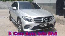 2017 MERCEDES-BENZ GLC 250 (CKD) 2.0 4-Matic AMG Line Ori 27k Km Mileage Full Service History By Mercedes Warranty Until 2020 Totally Keep Like New Car Condition Worth Buy