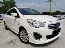 2015 MITSUBISHI ATTRAGE 1.2 GS (A) ONE OWNER, LOW MILEAGE