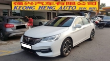 2019 HONDA ACCORD 2.4 VTI L ADVANCE (A) REG MARCH 2019, ONE OWNER, VERY LOW MILEAGE DONE 1.7k KM, FULL SERVICE RECORD, UNDER WARRANTY UNTIL MARCH 2024