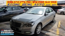 2012 MERCEDES-BENZ E-CLASS E200 CGI ELEGANCE (A) REG JAN 2013, ONE CAREFUL OWNER, LOW MILEAGE DONE 76K KM, FREE 1 YEAR GMR CAR WARRANTY, 17