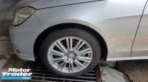 2012 MERCEDES-BENZ E-CLASS E200 CGI ELEGANCE (A) REG JAN 2013, ONE CAREFUL OWNER, LOW MILEAGE DONE 76K KM, FREE 1 YEAR GMR CAR WARRANTY, 17\