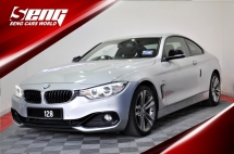 2014 BMW 4 SERIES 428i SPORT SPORTS 2.0 Coupe 58K-Mil