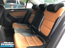 2013 VOLKSWAGEN JETTA LEATHER EDITION FULL SERVICE RECORD BY VW SPECIAL EDITION WITH LEATHER ORIGINAL CBU