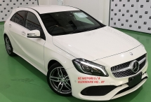 2016 MERCEDES-BENZ A-CLASS 2016 MERCEDES BENZ A180 AMG 1.6 TURBO UNREG JAPAN SPEC CAR SELLING PRICE ONLY ( RM 155,000.00 NEGO )