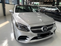 2018 MERCEDES-BENZ C-CLASS C300FL AMG PRE-OWNED 2018