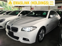 2014 BMW 5 SERIES 528i 523I 2.0 M SPORT SEDAN FACELIFT JAPAN SPEC LIKE NEW