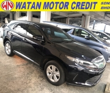 2017 TOYOTA HARRIER 2.0 FACELIFT POWER BOOTH 4 CAMERA PRECARSH LANE KEEP ASSIST 2017 JPN UNREG