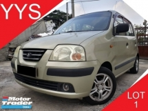 2005 INOKOM ATOS 1.1 GL  (A) PRIMA KEPT WELL ACC FREE GOOD CONDITION ON THE ROAD PRICE.