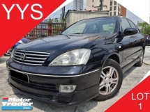 2005 NISSAN SENTRA 1.8 (A) NISMO NEW FACELIFT LEATHER SEAT KEPT WELL GOOD CONDITION PROMOTION PRICE.