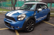 2013 MINI Countryman Countryman S ALL 4