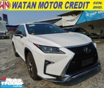 2017 LEXUS RX300 200t F Sport Unregister 1 YEAR WARRANTY