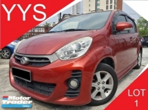 2014 PERODUA MYVI 1.3 (A) SE 1 CAREFUL OWNER ACC FREE GOOD CONDITION YEAR END PROMOTION PRICE.