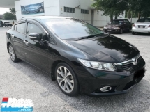 2013 HONDA CIVIC 2.0 NAVI (A)PUSH START HIGH SPEC