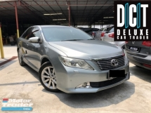 2016 TOYOTA CAMRY 21.5 V FULL SPEC 1 LADY OWNER ORI PAINT TIPTOP CONDITION
